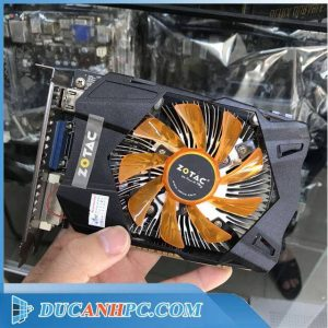 Card VGA ZOTAC GTX650Ti - 2Gb - D5