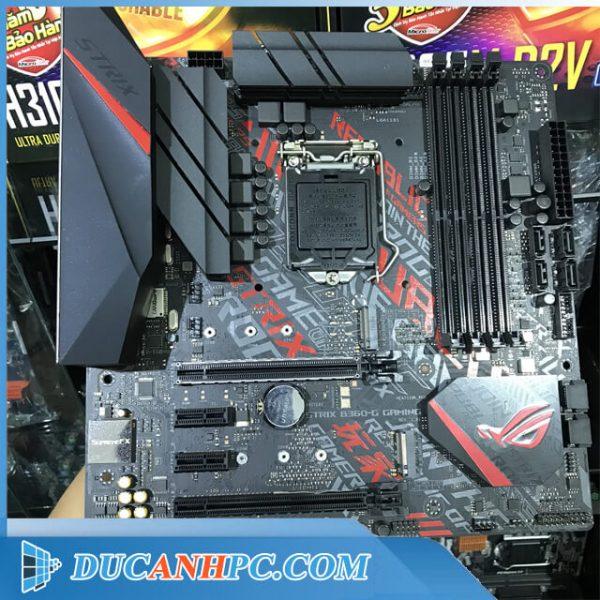 Main ASUS ROG STRIX B360G-GAMING