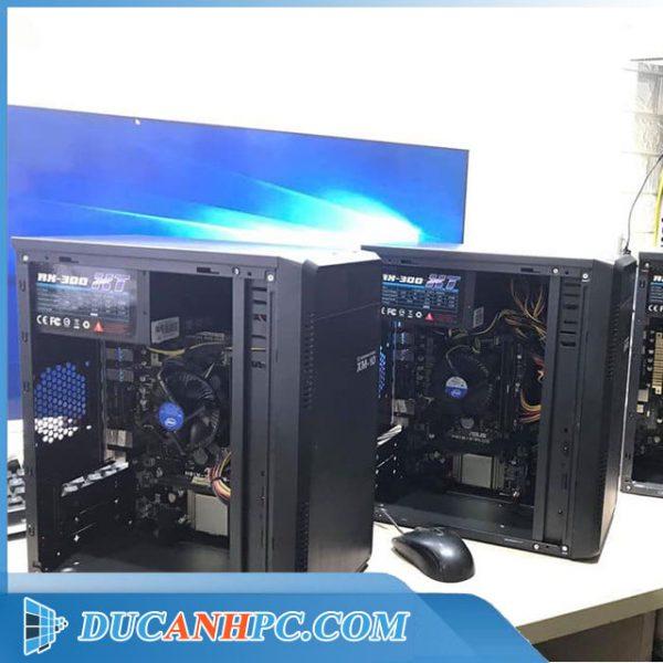 Máy tính văn phòng lắp ráp tại DucanhPC