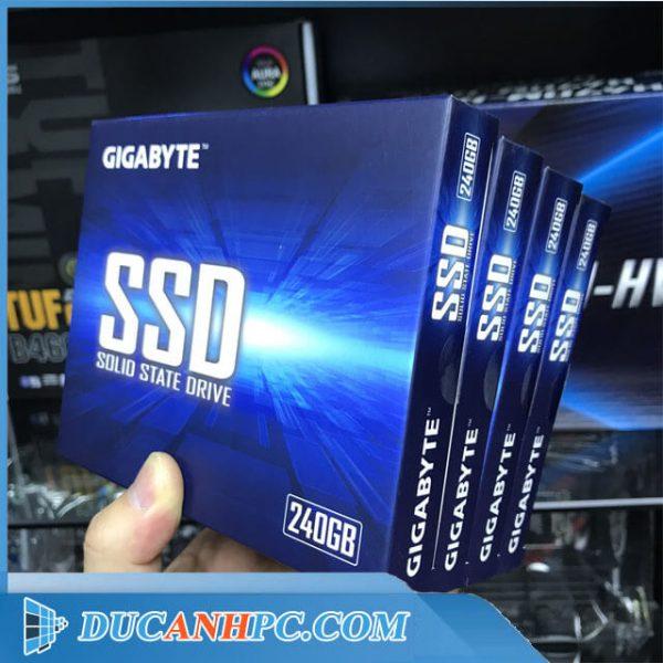 "Ổ Cứng SSD Gigabyte 240Gb 2.5"" SATA3"