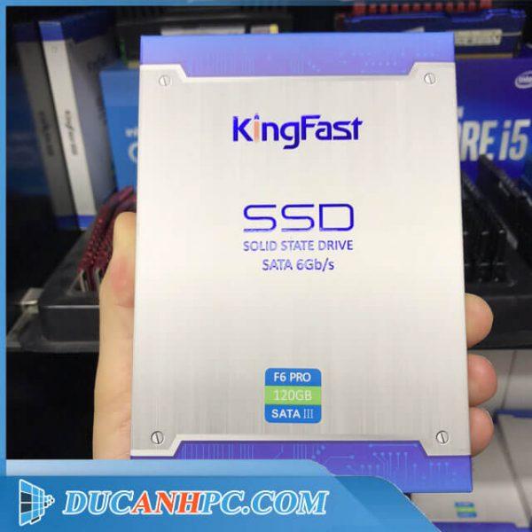 Ổ cứng SSD Kingfast F6 Pro 120Gb SATA3