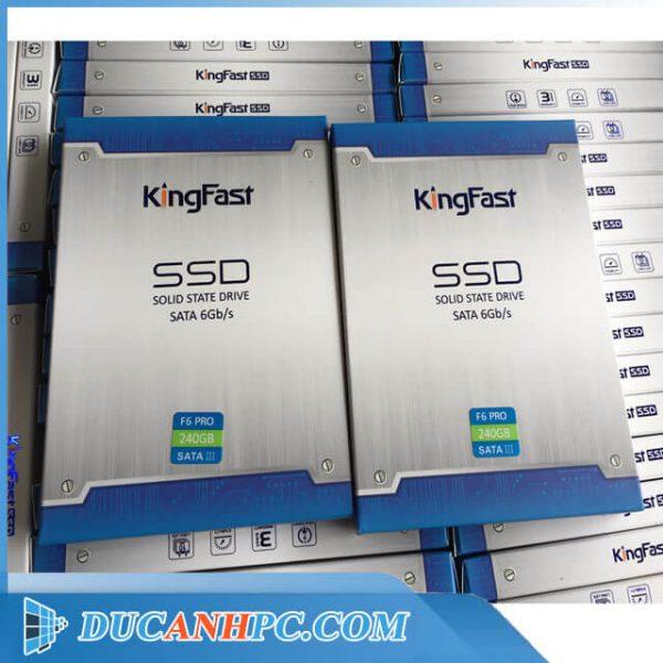 Ổ Cứng SSD Kingfast F6 Pro 240GB