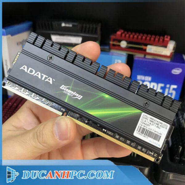 Ram DDR3 ADATA GAMING 4Gb Bus 1600