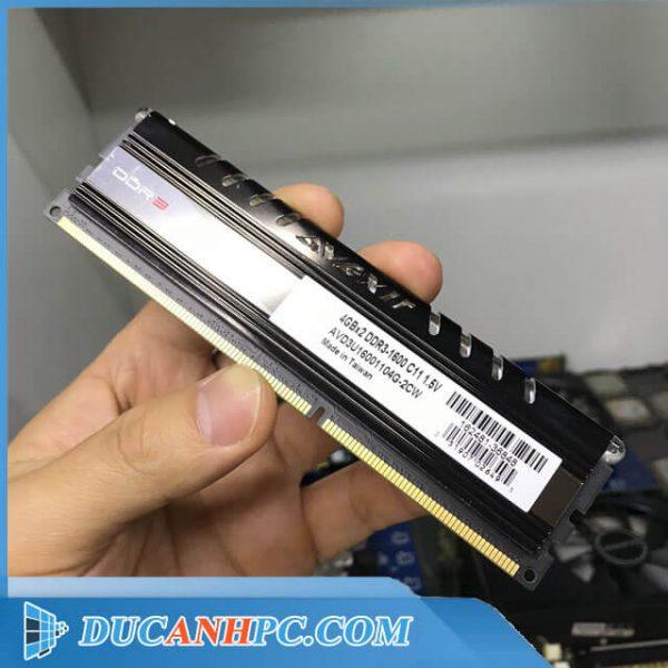 Ram DDR3 Avexir 4Gb bus 1600