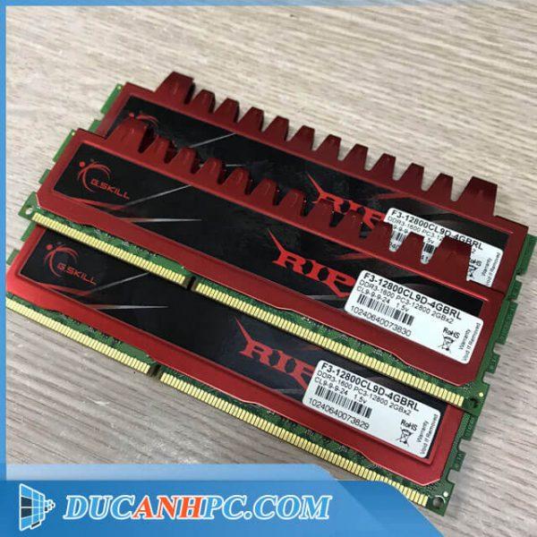 Ram DDR3 GSkill RIPJAWS 2Gb Bus 1600