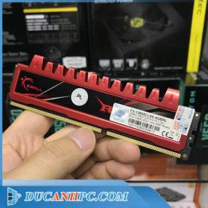RAM DDR3 GSKILL RIPJAWS 4GB BUS 1600