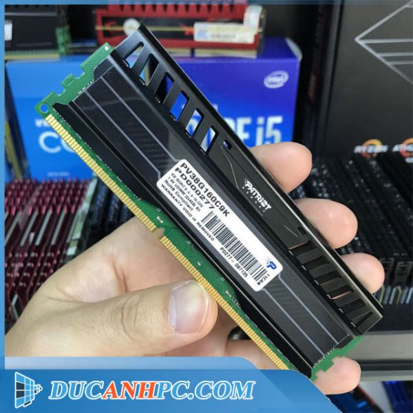 Ram DDR3 PATRIOT VIPER 4Gb Bus 1600