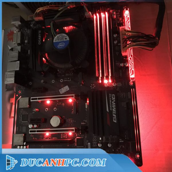 Main Gigabyte GA H270-Gaming3