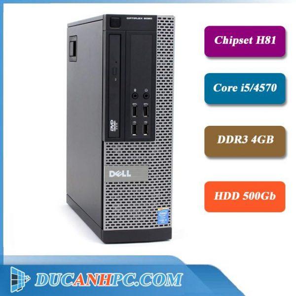 Máy tính để bàn Dell 3020 I5 4570