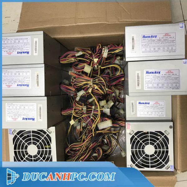 Nguồn Huntkey CP-450H (400W Fan 12)