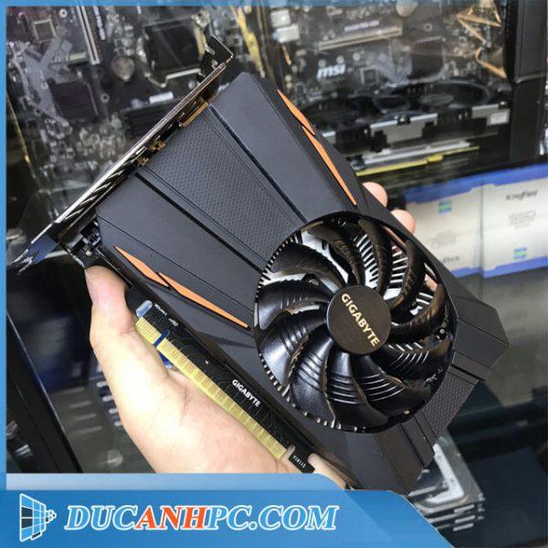 Card màn hình Gigabyte GTX1050Ti/4G/D5