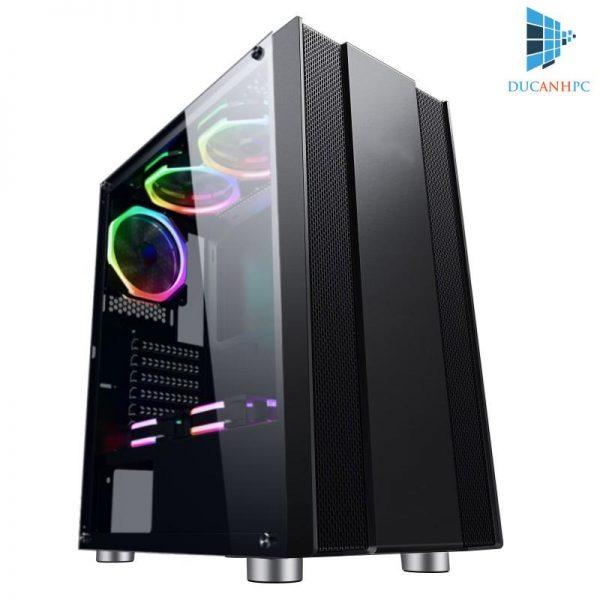Máy Tính Đồ Họa Ryzen 5 2600 Main B450M Ram 16GB VGA 1650 M2 180GB HDD 1T