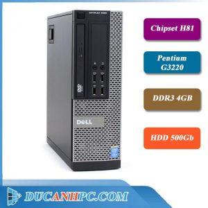 Cây Máy Tính Dell Optiplex 3020 G3220 ram 4gb hdd 500gb
