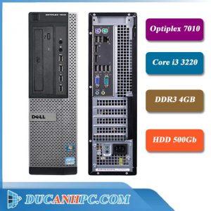 Máy Tính Để Bàn Dell Optiplex 7010 I3 3220 Ram 4gb HDD 500Gb