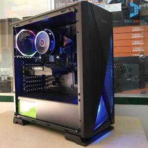 PC gaming giá rẻ I3 4150 main h81 ram 8gb vga gt 730 ssd 120gb
