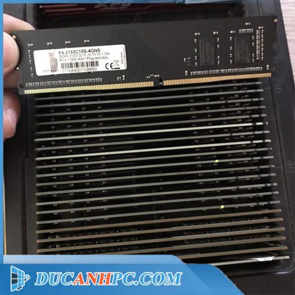 RAM DDR4 GSKILL 4GB BUS 2133