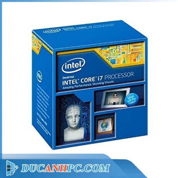 CPU Intel Core i7 4790k cũ (4.0 Ghz)