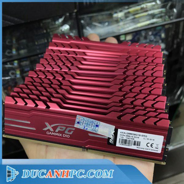 RAM DDR4 ADATA 8G/2666 XPG GAMMIX D10