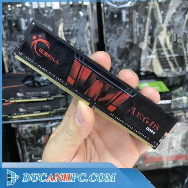 RAM DDR4 GSKILL AEGIS 8Gb BUS 2666
