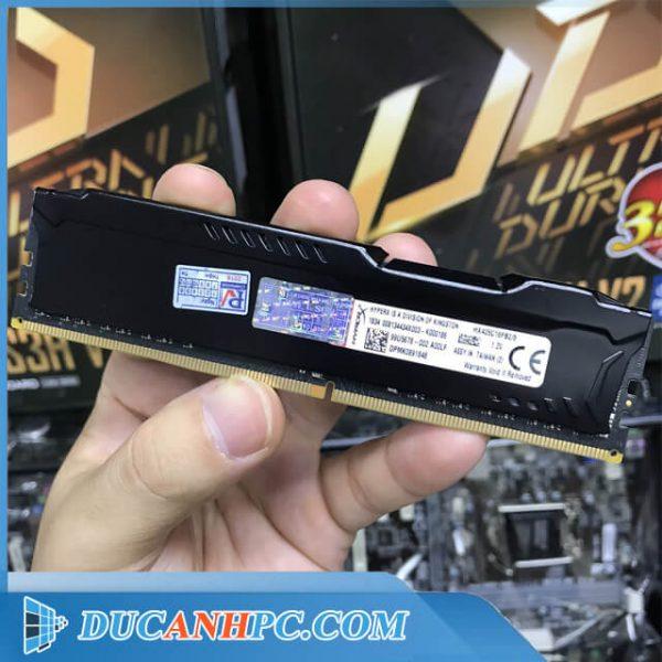 RAM DDR4 KINGSTON HYPERX 8Gb Bus 2666
