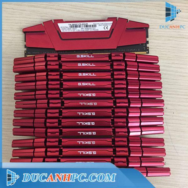 RAM DDR4 GSKILL RIPJAWS V 8Gb BUS 2800