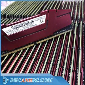 RAM DDR4 GSKILL RIPJAWS V 8Gb BUS 3000